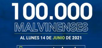 Malvinas Argentinas: Más de 100.000 personas ya se vacunaron contra el Covid-19